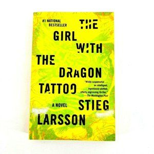 The Girl with the Dragon Tattoo: A Novel by Stieg